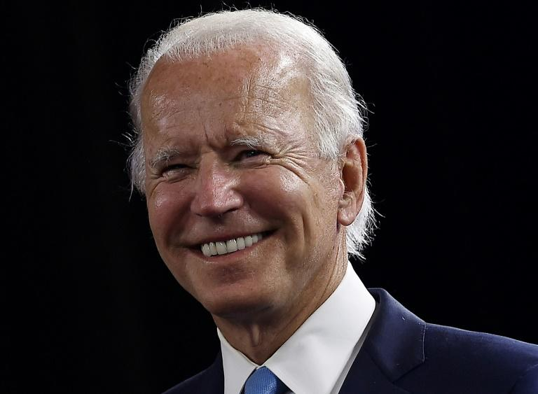 Democratic presidential nominee and former US vice president Joe Biden hopes to lead a blue wave against Republicans in the November 2020 election