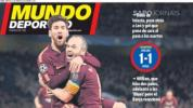 Jornais da Catalunha e Inglaterra enaltecem dupla Iniesta/Messi