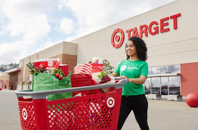 Target's same-day delivery service will soon cover all 'major' products