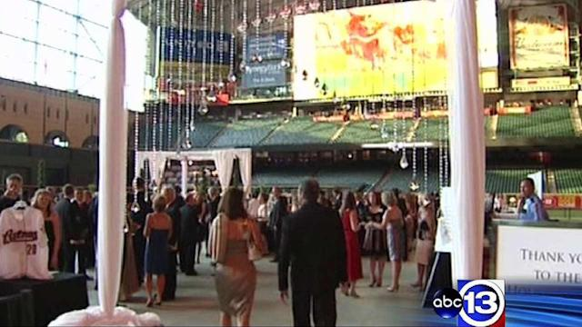 War of words over annual Astros Wives Gala