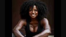 Viola Davis shares workout photo after shedding 'Ma Rainey' weight