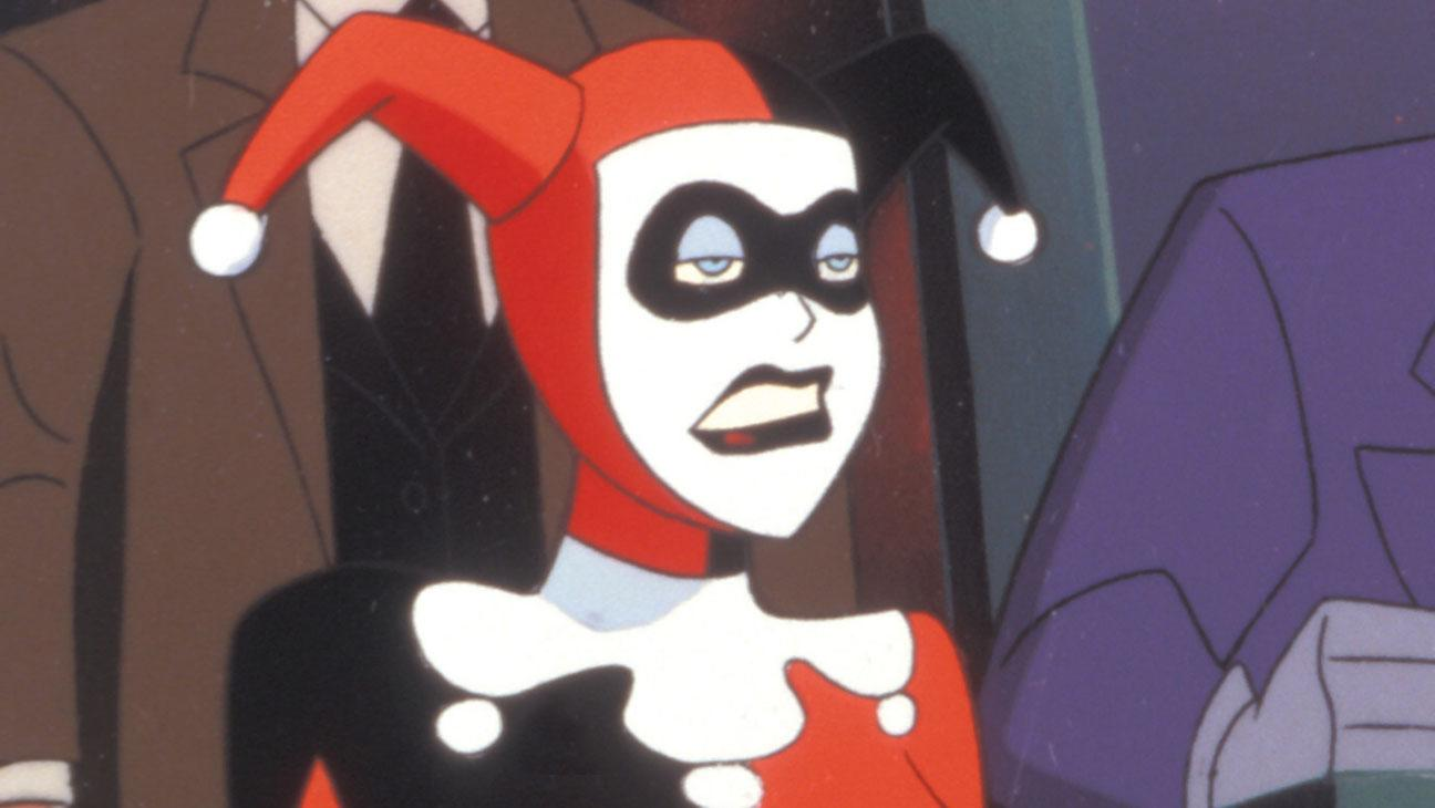 Cartoon Characters Voice Changer : The story of harley quinn how a s cartoon character