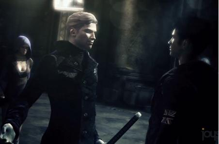 Vergil's leading role in DmC: Devil May Cry