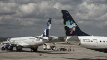 Strong Stomach Needed to Fly Brazilian Skies With Airline Stocks Battered