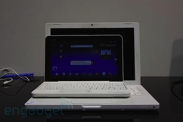 Compaq Airlife 100 exclusively available to Telefónica customers for 229 euros in May