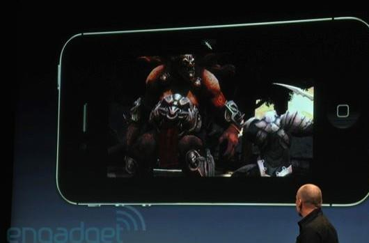 Infinity Blade 2 coming to iOS December 1