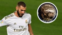 """Presidente do Real banca: """"Benzema é o melhor do mundo e merece a Bola de Ouro"""""""