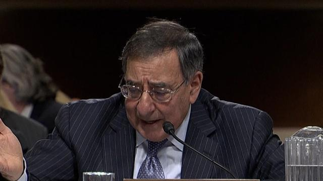 Panetta: Only spoke with Obama once during Libya attack