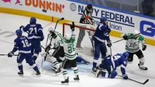 NHL: Perry's double OT winner keeps Stars Cup hopes alive