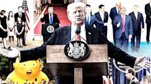Trump whiplash: From Supreme Court euphoria to foreign turbulence