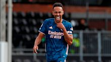 Pierre-Emerick Aubameyang signs new Arsenal contract 'to become a legend' and 'leave a legacy' with Gunners