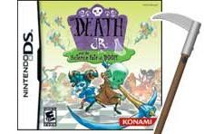 Death Jr. and the preorder stylus of doom