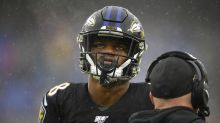 49ers suspend broadcaster who said having 'dark skin with a dark football' gives Lamar Jackson an advantage