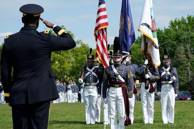 Vmi Calendar 2022.Vmi Gets 1st Female Commander Of Corps Of Cadets