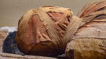 """Enigma milenario: científicos egipcios descubren cómo murió la """"momia que grita"""""""