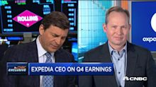 The travel industry is extremely resilient, says Expedia CEO