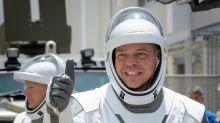 Nasa transmite ao vivo retorno dos astronautas da Space X à Terra