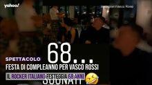 Festa di compleanno per Vasco Rossi