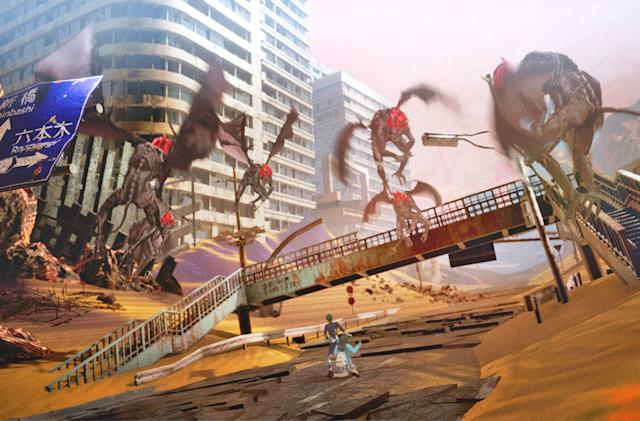 Atlus will release 'Shin Megami Tensei V' on Nintendo Switch