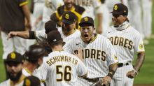 MLB bracket: Dodgers to face upstart Padres in the NL Division Series