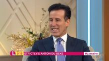 'I'll never leave': Anton du Beke vows he won't quit 'Strictly'