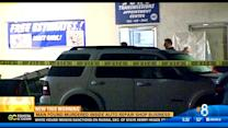 Man found murdered inside auto repair shop
