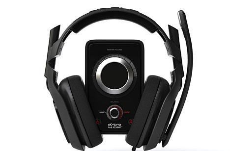 Astro's A40 Audio System headset detailed on video