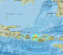 2 strong earthquakes in less than 12 hours jolt Indonesia's Lombok Island