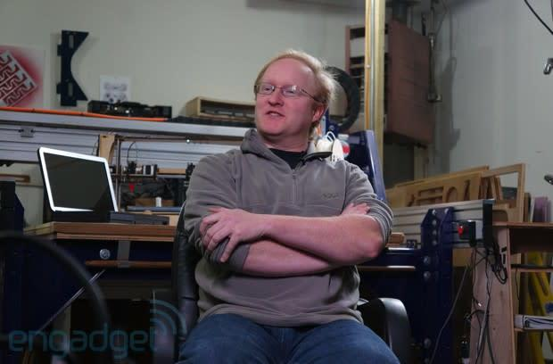 Visualized: a tour of Ben Heck's lab (video)