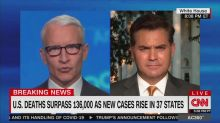 CNN's Jim Acosta: Trump White House 'Down to Kool-Aid Drinkers and Next of Kin'