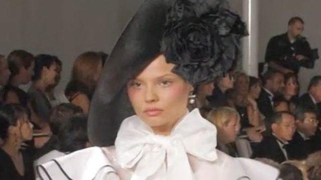 Style.com Fashion Shows - Ralph Lauren: Spring 2008 Ready-to-Wear