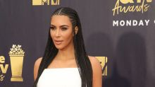 Kim Kardashian 'dreaming of being the next First lady of America'