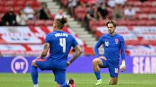 Fans told to 'respect' England players over kneeling row
