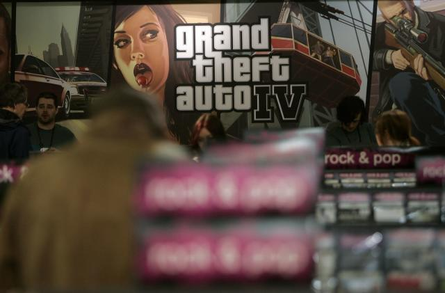 'GTA4' leaves Steam after an old Microsoft service breaks game sales
