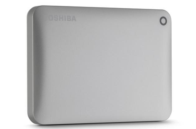 Toshiba stuffs 3TB into its latest portable hard drives