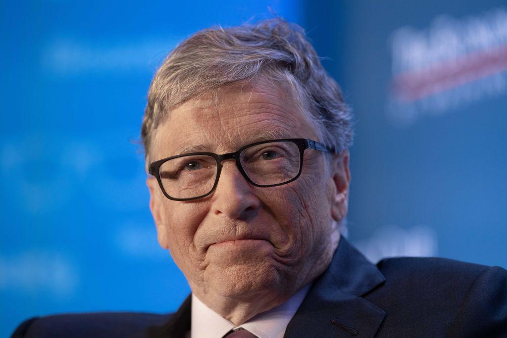 Bill Gates' biggest fear, and other things inside his brain