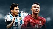 Ronaldo vs. Messi en las Selecciones: quién tiene más goles