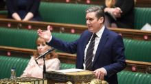 Keir Starmer faces shadow cabinet split on support for Brexit deal