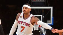 Carmelo Anthony hits for season-high in points, game-winner as Joakim Noah sits