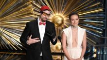 Sacha Baron Cohen Says He Did HisAli G Gag Without the Oscars' Permission
