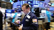 Stock market news live updates: S&P 500, Nasdaq eke out record closing highs