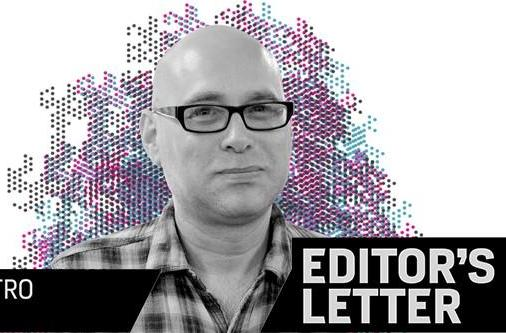 Editor's Letter: Color commentary