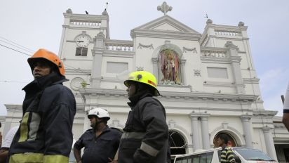 'Several' Americans among dead in Sri Lanka attacks