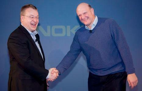 Eldar Murtazin gives RIM six months to win back customers, says Nokia is selling its soul to Microsoft
