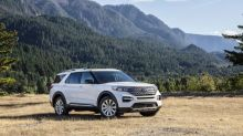 2020 Ford Explorer Hybrid First Drive Review | To be continued ...