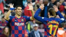 """Suárez: otimista com """"novo"""" Griezmann do Barcelona e secando Real Madrid"""