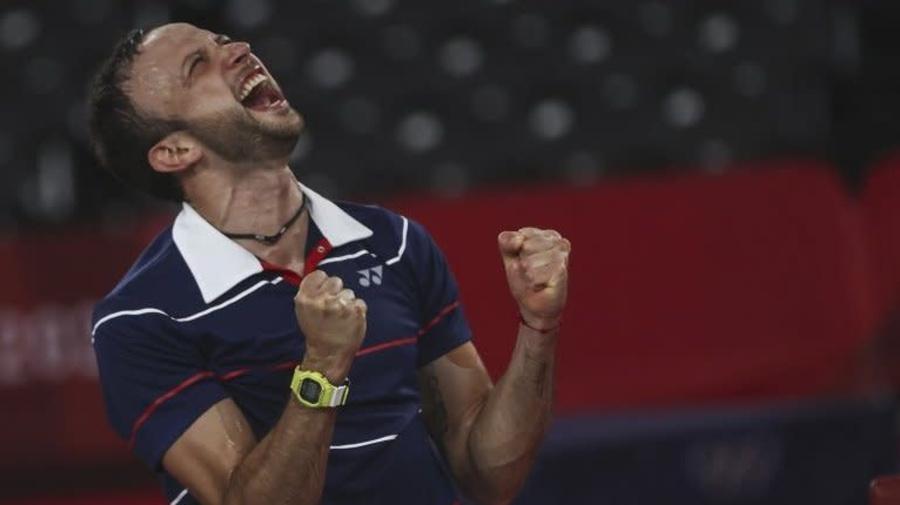 Tokio: Kevin Cordón hace historia para Guatemala al clasificarse para las semifinales de bádminton en los Juegos Olímpicos