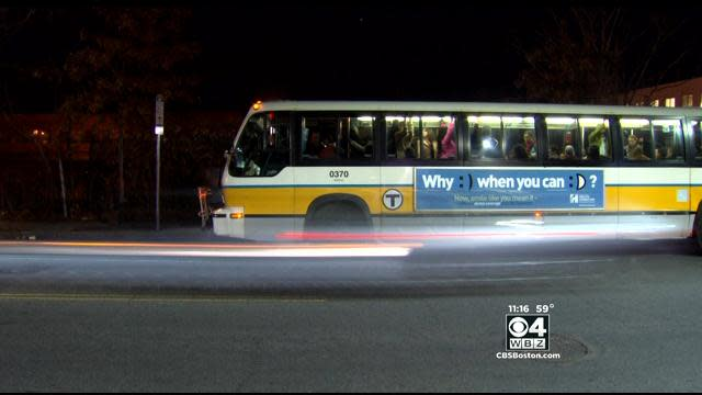 I-Team: MBTA Police Give Bus Drivers Preferential Treatment