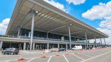 Hauptstadtflughafen: BER: Trotz Feueralarm - Betreiber zufrieden mit Tests
