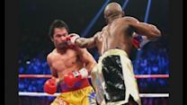 Mayweather beats Pacquiao in unanimous decision